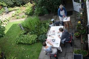 Workshop beeldhouwen